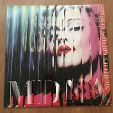 Madonna MDNA 2xVinyl LP VINILE Colored Edition Marble Nightlife Edition Remixes