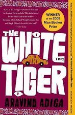 The White Tiger A Novel by Aravind Adiga (2008, Paperback)