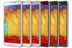 "GSM Samsung Galaxy Note3 III N9006 3G Android SM-N9006 Quad-core 5.7"" 13MP"