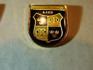 aus Nachlass alter Bundeswehr Metall Pin sehr schön bitte ansehen Teil-4