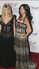 Authentic Roberto Cavalli Gown! Approx Size 6! Silk Material!! Celebrity Worn!!