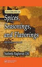NEW Handbook of Spices, Seasonings, and Flavorings, Second Edition