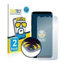 2x Full Cover Folie für Samsung Galaxy S8 3D Full Edge Screen Display Schutz