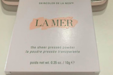 100% Authentic New La Mer The Sheer Pressed Powder Pick 1 Shade New In Box