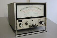 FERISOL A207A Volt-ohmmètre DC grande lisibilité et précision - Testé & calibré