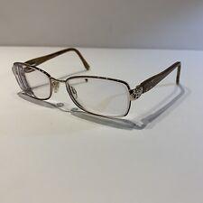 Sophia Loren M238 Eyeglass Frame Metal 55[]17 135 Zyloware Modified Oval