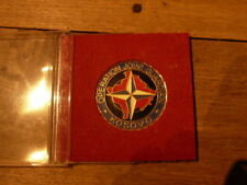 Operation Joint Guardian Kosovo Military Challenge Coin