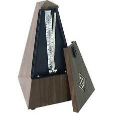 Wittner 845131 Maelzel Mechanical Metronome - Walnut Grain