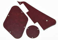 LP Pickguard & Rear Plate Switch Cavity Covers for USA Gibson Les Paul 20 Colors