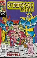 Cyberspace 3000 No.7 / 1994 Warlock & Thanos