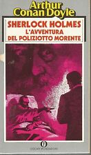 (Arthur Conan Doyle) L'ultimo saluto di Sherlock Holmes 1979 Oscari n.88 519