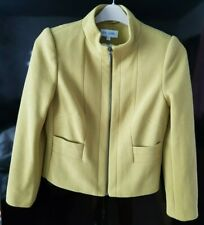 MARKS & SPENCERS APPLE GREEN PETITE JACKET UK 12 * BRAND NEW WITH TAGS *