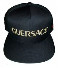 b31670e863b SSUR Caviar Cartel Snapback Black Hat Featuring Guersace Print Red Star on  Side