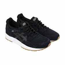 ASICS Men's Gel Lyte V 5 Black Gum Suede H61PK-9090