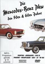 Die Mercedes-Benz PKW der 50er & 60er Jahre (DVD - NEU)
