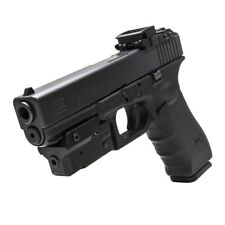 NcStar Red Pistol Laser w/Strobe Fits Smith & Wesson SD9VE SD40VE GLOCK 22 23