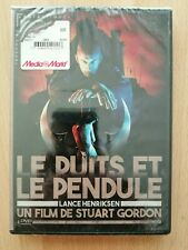 LE PUITS ET LE PENDULE AVEC LANCE HENRIKSEN EN DVD (ENVOI MONDIAL RELAY)