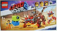 LEGO - The Lego Movie 2 - 70827 Ultrakatty & Warrior Lucy - New Sealed