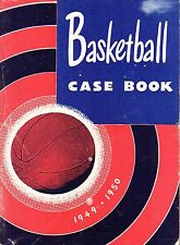 1949-50 National Federation of State High Schools Basketball Case Book ~ Fair