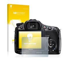 upscreen Reflection Schutzfolie für Sony Alpha 57 (SLT-A57) Displayschutzfolie
