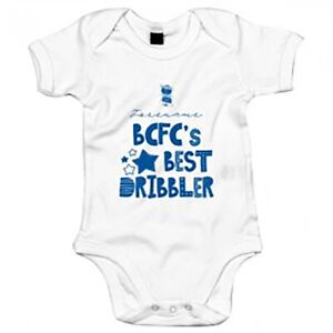 Birmingham City F.C - Personalised Bodysuit (BEST DRIBBLER)