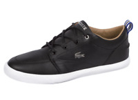 Lacoste Man Bayliss  119 1 U Walking Casual  Shoes  Black /Gold  7-35CMA0073312