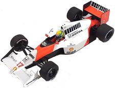 1 18 Minichamps McLaren Mp4/5b World Champion Senna 1990