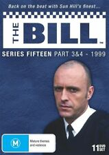 BRAND NEW SEALED The Bill : Series 15 : Part 3-4 (DVD, 2013, 11-Disc Set) R4