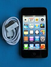 Apple iPod Touch 4. Generation Schwarz 64 GB