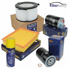 Inspektionspaket Filterpaket VW T4 Transporter 2,5 TDI ab 01/96 Klimaspray