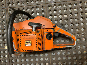 Husqvarna 444 Chainsaw parts Or Repair 44