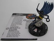 BATMAN 063 Batman: The Animated Series DC HeroClix Chase Rare