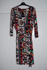 Siguiente Vestido Envolvente-tamaño 16 BNWT-Free P & P