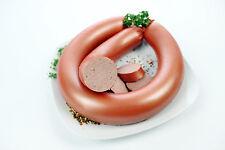 Pferdefleischwurst mit Knoblauch 600g Ring, Gold prämiert