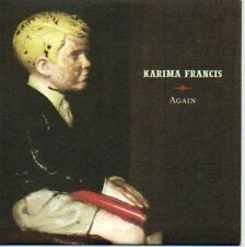 (866C) Karima Francis, Again - DJ CD