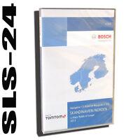 Skandinavien Navi CD 2018 Blaupunkt Travelpilot E VW RNS 300 Ford EX Audi BNS5.0