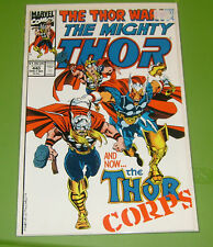 Marvel Comics 1992 THE MIGHTY THOR 'The Thor War' #3