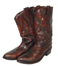 Cowboy Boots Statue, 13x13, 4lbs, Western, Cast from Real, Gifts for Him, USA
