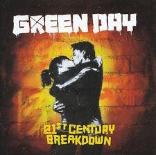 GREEN DAY 21st Century breakdown CD