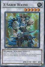 3x Yugioh 5DS3-EN042 X-Saber Wayne Super Rare Card
