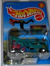 HOT  WHEELS  M & D Toys Limited Edition   VW BUS SPECIAL US NAVY  SEALS  yr.1998