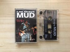 Les Gray's Mud Cassette Tape Tested Working