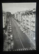 ROMA - VIA  PRISCIANO ANIMATA AUTO - ANNI '60