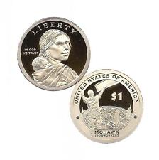 2015-S PROOF NATIVE AMERICAN  DOLLAR