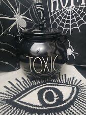 Rae Dunn Toxic Witches cauldron candle  Tkmaxx Halloween