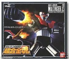 New Bandai Soul of Chogokin GX-01R Mazinger Z From Japan