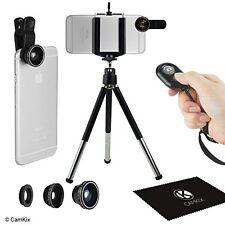 IPhone 7/7 3 in 1 PLUS lente della fotocamera otturatore Remoto & treppiede kit universale Android