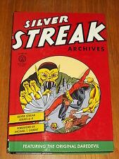 silver streak archive vol 1 dark horse original daredevil hb 9781595829290