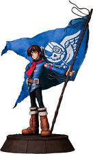 "SKIES OF ARCADIA - Vyse 17"" SEGA All-Stars Statue (First 4 Figures) #NEW"