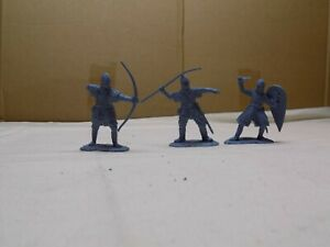 Conte 54mm Warlord Figures Norman Warriors